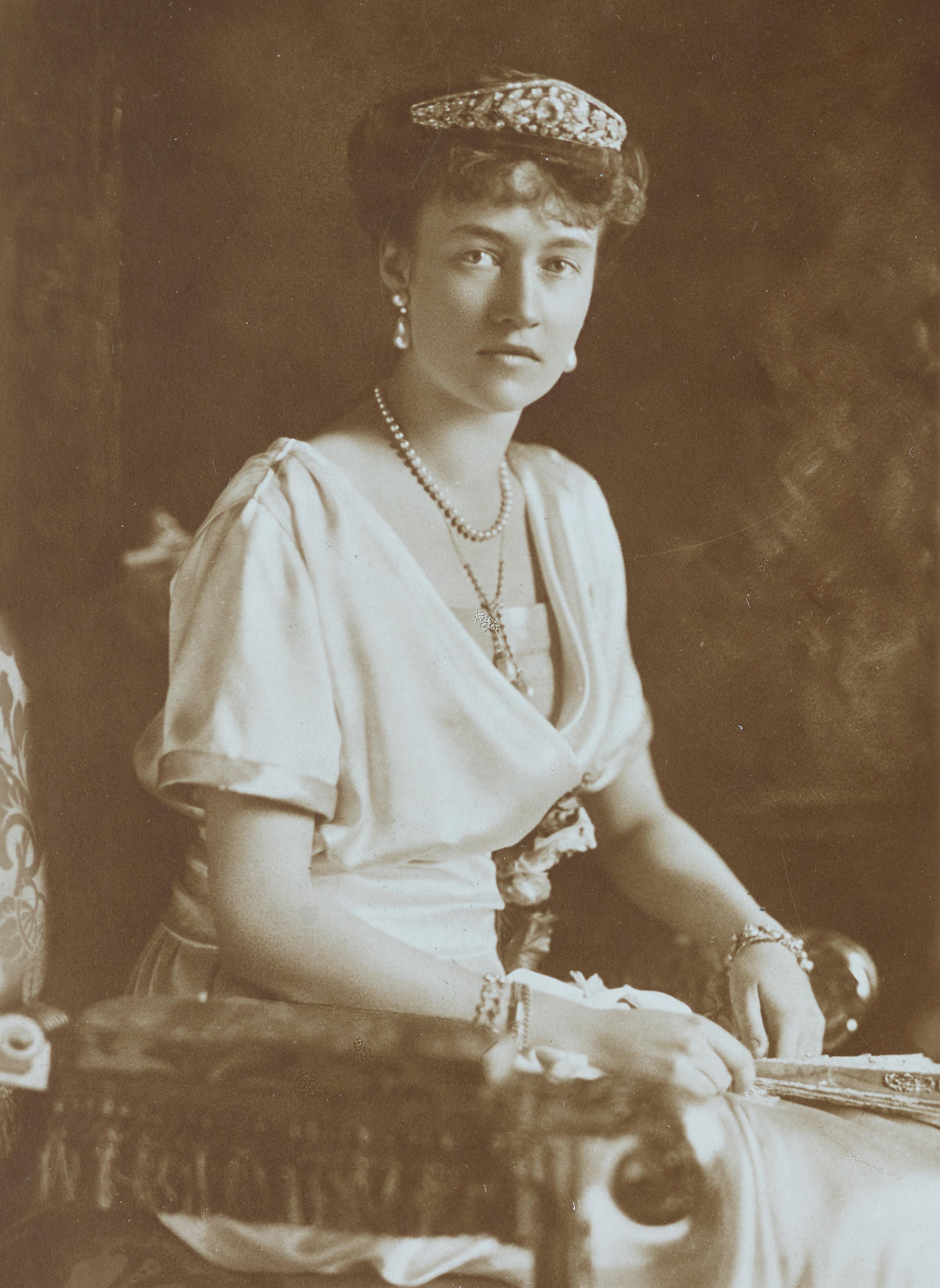 la Grande-Duchesse Charlotte 1